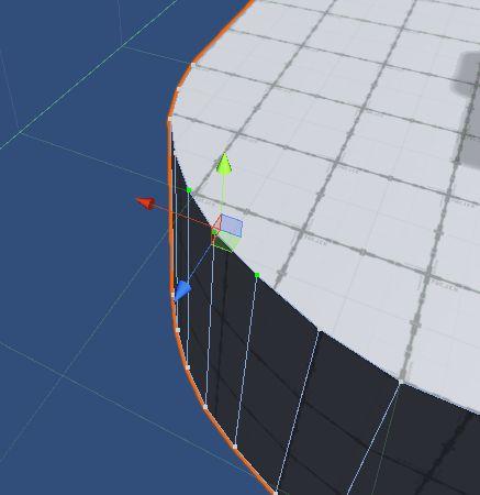 ProBuilder + ProGrids : multiple vertices snap to nearest