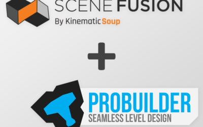 ProBuilder and Kinematic Soup Teaming Up!