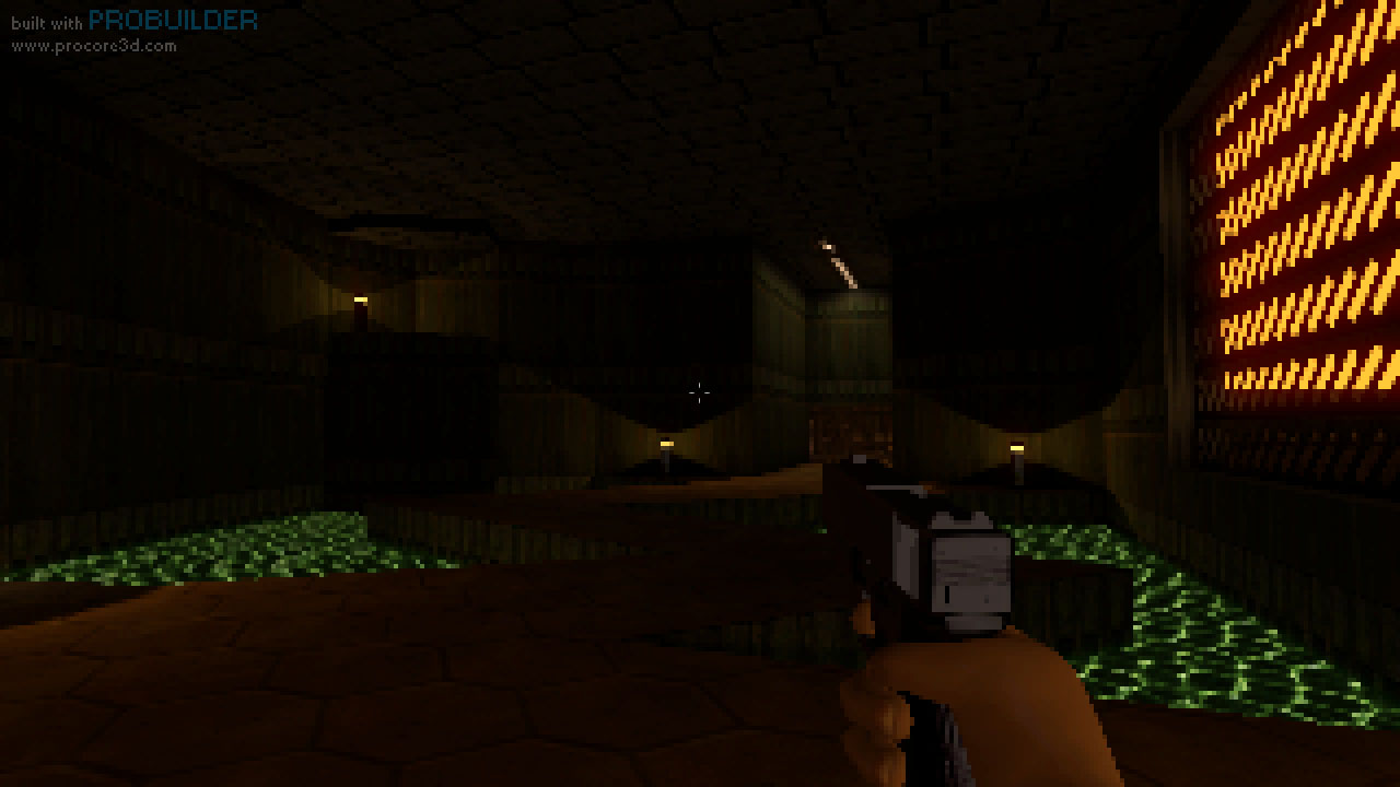 Doom E1M1 Remake   ProCore
